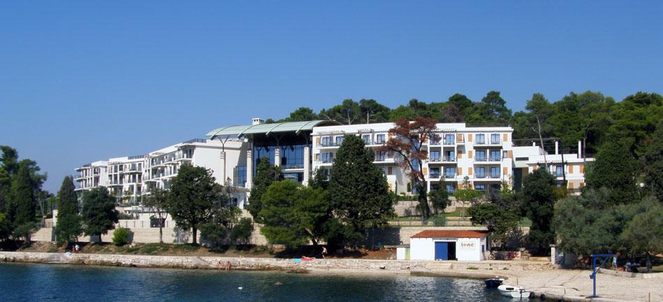Hotel Monte Mulini - Rovinj, Vođenje stručnog nadzora na hotelu Monte Mulini u Rovinju za Maistru d.d. Rovinj.